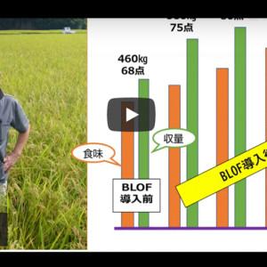 生産者の声/動画(有機栽培システム・BLOFware.Doctor)
