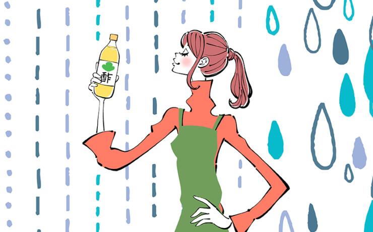 異常気象の強い味方/作物を元気にする「酢」の力